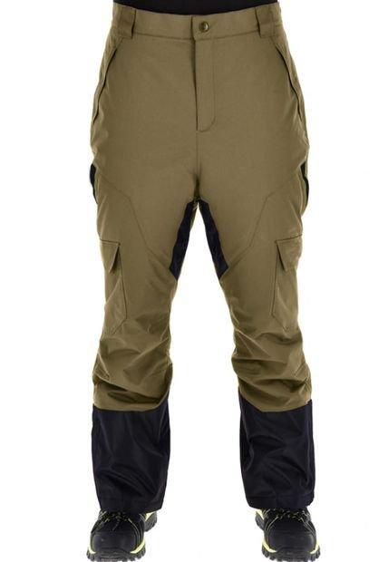 Pantalon Termico Verde Hombre Hardwork Compra Ahora Dafiti Chile
